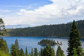 image of emerald  - Lake Tahoe  - JPG