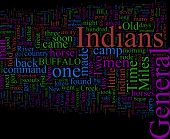 Word Cloud: Buffalo Bill
