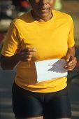 Senior Woman Runner