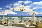 White Umbrella Beach