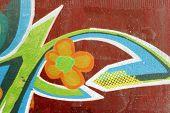 Graffiti Flower