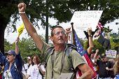 September 12, 2009:  Tea Party March On Washington D.c.