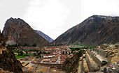 Spectacular View Of Ollantaytambo