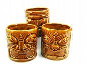 Carved Mugs