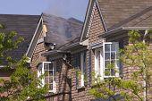 Smoldering Roof
