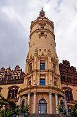 Deutschland Schloss schwerin