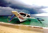 Beautiful Scene At Puerto Galera Philippines