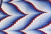 Background Pattern in Red, White & Blue