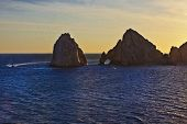 Rocks at Cabo San Lucas