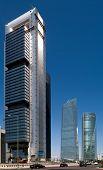 4 towers Madrid