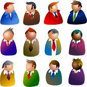 Executive Icons