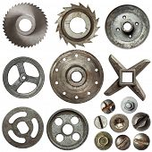 picture of pulley  - Cogwheels - JPG