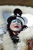 Pierrot, Carnival Of Venice