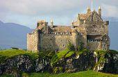 Duart castle , Isle of Mull Scotland