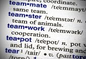 Teamwork Defined