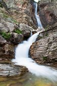 Glacier Waterfall