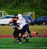 Youth American Football the take down