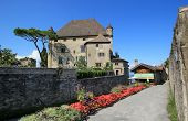 Yvoire Castle, France
