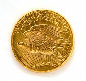 Постер, плакат: Нас Золотая монета