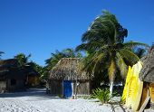 Kayaks And Cabanas