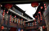 Antigua Jinli Street Chengdu Sichuan China