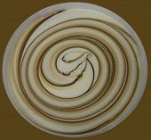 Swirly Wirley Cream