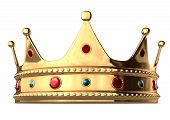 stock photo of queen crown  - A king - JPG