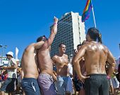 Tel Aviv Gay Pride Party