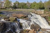 Greenville Falls, South Carolina