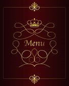 Menu Design Background