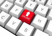 File Transfer Key On Pc Keyboard (upload)