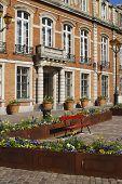 Town Hall. Boulogne-sur-mer. France