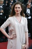 CANNES  - MAY 26: Bonnie Wright at the premiere of 'Mud' during the 65th Cannes Film Festival on May
