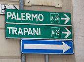 Autostrada Signs