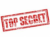 Top Secret-Stempel