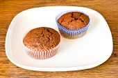 Chocolat Muffins