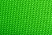 Bright Green Fabric Texture