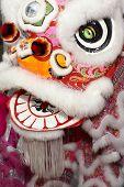Chinese Lion Dance Head