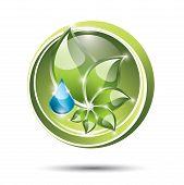 Green eco label