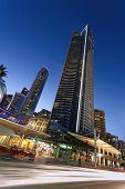High Rise Bulding In Gold Coast, Qld, Australia