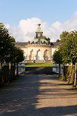 Palace At Sanssouci