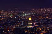 Ankara Turkey At Night