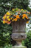 Vase With Flowers, Sanssouci, Germany