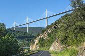Bridge Of Millau (france)