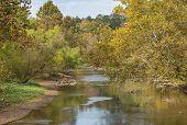 Valley River In Murphy, North Carolina