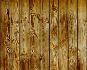 old knotted wooden planks texture
