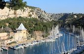 Port Pin in Les Calanques of Cassis