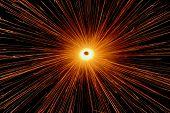 Pyrotechnic pattern