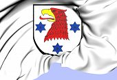 Rathenow Coat Of Arms, Germany.