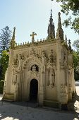 Chapel In Quinta Da Regaleira